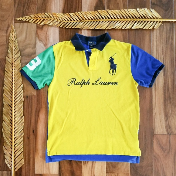a291ac63 Polo by Ralph Lauren Shirts & Tops | Vintage Ralph Lauren Polo Shirt ...